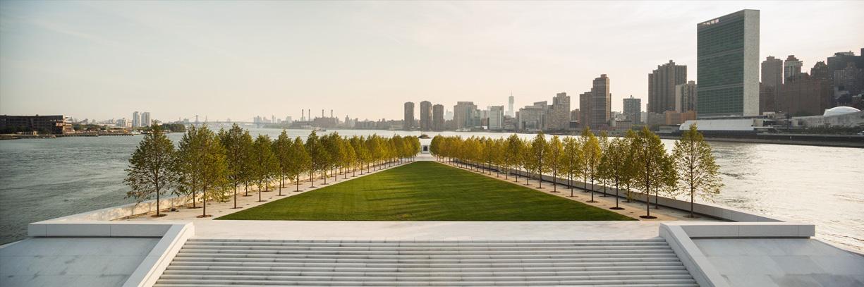 Alphawood Foundation / The FDR Four Freedoms Park